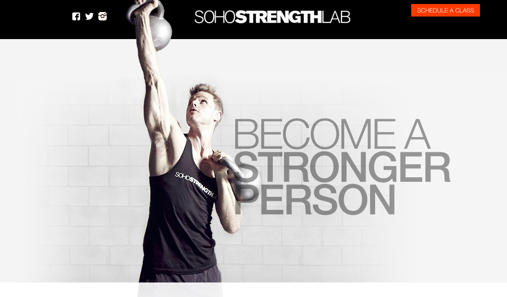 Soho Strength Lab