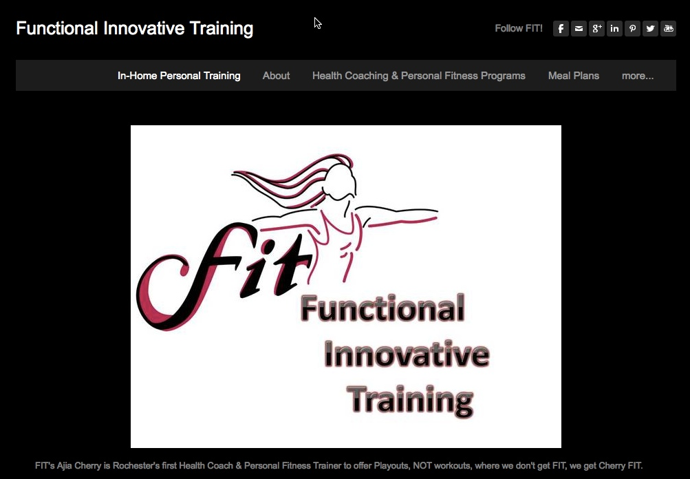 Functional Innovative Training